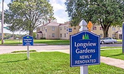 View, Longview Gardens, 1