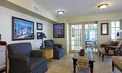 Living Room, Seabonay Beach Resort, 1