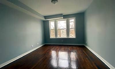 Living Room, 1413 W 66th St, 1
