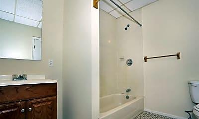 Bathroom, 203 Academy St 208, 2