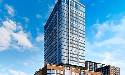 Building, 2018 West End Ave, 2