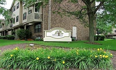 Community Signage, 1482 W Jefferson Ave B, 1