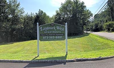 Landmark West Apartments, 1
