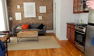Living Room, 90 Morton St, 0