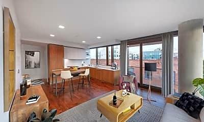 Living Room, 2177 3rd St, 2
