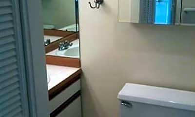Bathroom, 1925 Kalakaua Ave 2806, 2