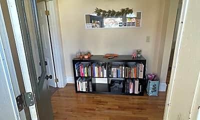 Bedroom, 1407 Halleck St, 1