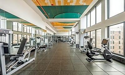Fitness Weight Room, 1035 W Van Buren St 2611, 2