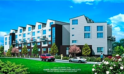 Building, Amber Crossing Townhomes and Lofts, 0
