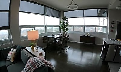 Patio / Deck, 609 W Dickson St 805, 2