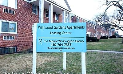 Community Signage, 1307 Wildwood Pkwy, 2