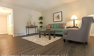 Living Room, Arcs on Main - 521 E Main Street Lexington KY 40508, 1