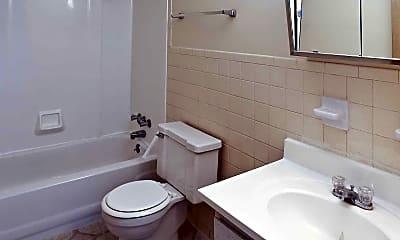 Bathroom, Woodside Court, 2