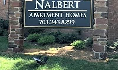 Community Signage, 1301 Fort Myer Dr, 1