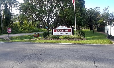 Moultrie Apartments, 1