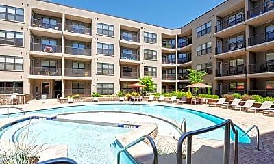 Pool, City Walk Apartments, 0