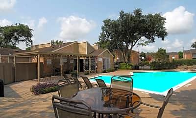 Pool, Timbers of Keegans Bayou, 0