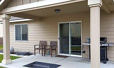 Patio / Deck, 3154 S Fillmore Pl, 2