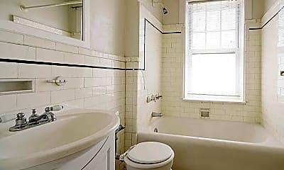 Bathroom, The Hutcheson Arms, 2