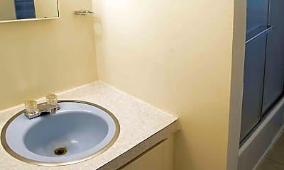 Bathroom, Chelsea Garden Apts., 2