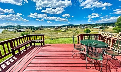 Patio / Deck, 5584 Co Rd 600, 0