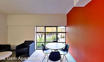 Living Room, The GEM 155 NW Kings Blvd, 2