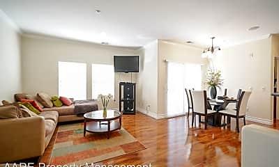 Living Room, 11450 Church St, 1
