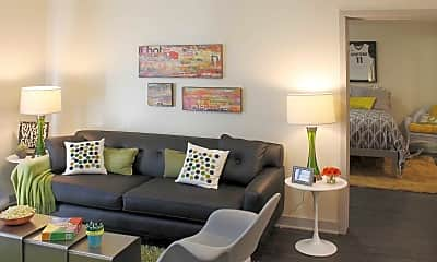 Living Room, The House - Now Pre leasing for 2014, 1