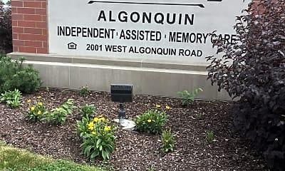 CLARENDALE OF ALGONQUIN, 1