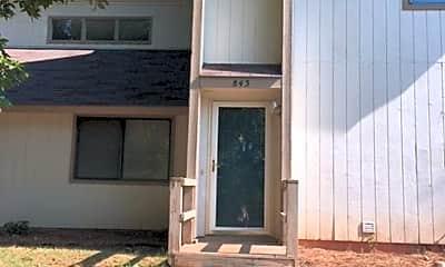 Building, 843 Cheyenne Ave, 0