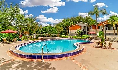 Pool, Malabar Lakes, 1