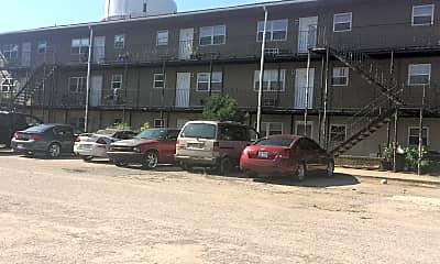 Cross Roads Apartments, 0