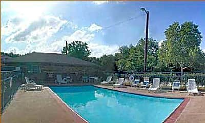 Pool, Strawberry Hill Apartments, 0