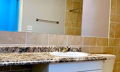 Bathroom, 4000 45th St, 2