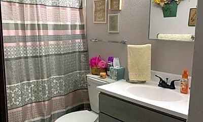 Bathroom, 127 Park Ave, 2