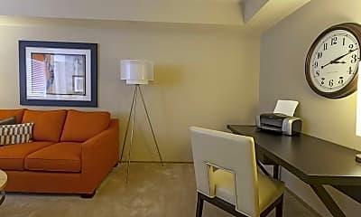 Living Room, The Clocktower, 1