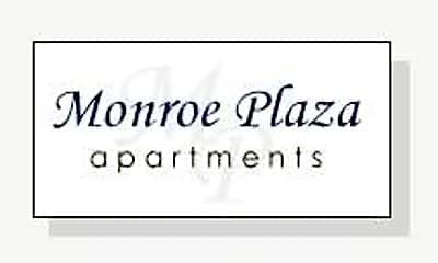Monroe Plaza Apartments, 0