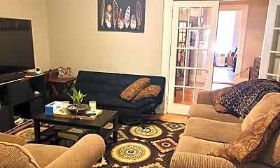 Living Room, 647 Newark Ave 1, 1