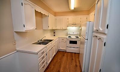 Kitchen, 602 Sherwood Dr, 1