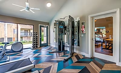 Fitness Weight Room, Carlsbad View, 2