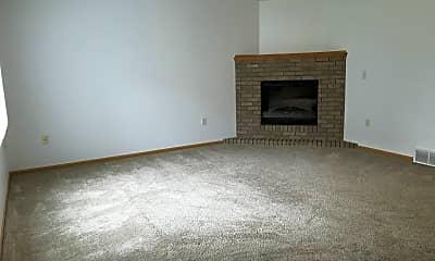 Living Room, 1338 Mark Ave, 2
