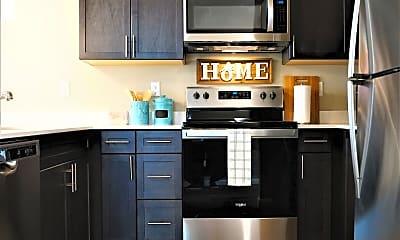 Kitchen, Copper Leaf Residence, 0
