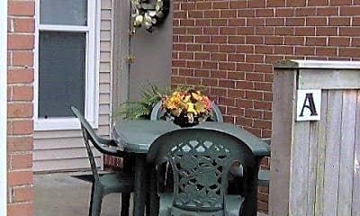 Patio / Deck, 4201 Cedar Ln, 2