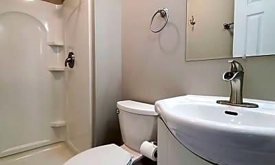 Bathroom, 101 S Union St, 2