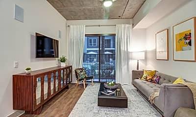 Living Room, Alta West Gray, 1