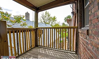 Patio / Deck, 2565 Marcy St, 2