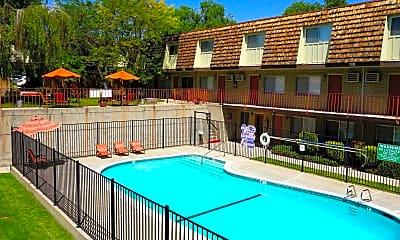 Pool, Country Club Villas, 0