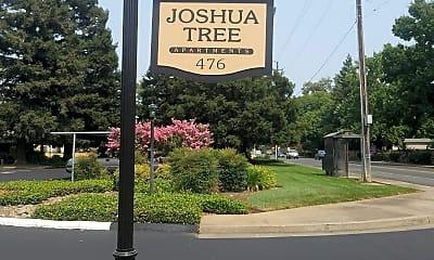 Joshua Tree Apartments, 1