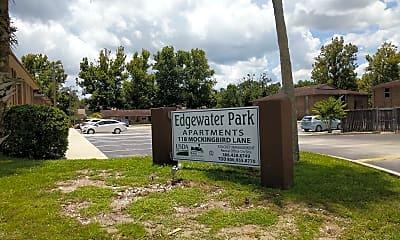 Edgewater Park Apartments, 1