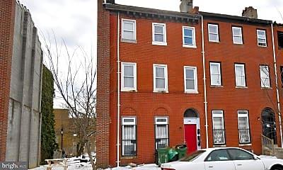 Building, 1421 W Fayette St, 2